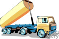 heavy equipment construction truck trucks dump   transport_04_068 clip art transportation land  gif