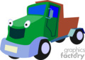 heavy equipment construction truck trucks dump   transport_04_128 clip art transportation land  gif