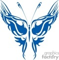 blue butterfly on a white background gif, jpg, eps