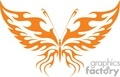 tattoo butterfly tribal design gif, jpg, eps