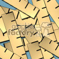 011606 rulers vector clip art image