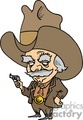 old cowboy man