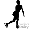 people shadow shadows silhouette silhouettes black white vinyl ready vinyl-ready cutter action vector eps png jpg gif clipart ice skating skater skaters figure gif, png, jpg, eps