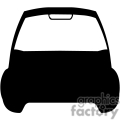 transportation vector vinyl-ready viny ready cutter clipart clip art eps jpg gif images black white car cars auto automobile automobiles gif, png, jpg, eps