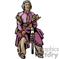 indian indians native americans western navajo female vector eps jpg png clipart people gif gif, png, jpg, eps