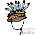 indian indians native americans western navajo head piece hat hats headpiece vector eps jpg png clipart people gif gif, png, jpg, eps