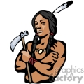 indian indians native americans western navajo hunting vector eps jpg png clipart people gif gif, png, jpg, eps