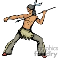indian indians native americans western navajo hunting vector eps jpg png clipart people gif