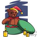 teddy bear in a box gif, png, jpg