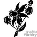 58-flowers-bw