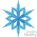 frozen snowflake gif, png, jpg, eps, svg, pdf