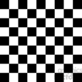checkerboard design 002