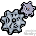 cartoon cogs