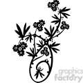 chinese swirl floral design 069  gif, png, jpg, eps, svg, pdf