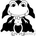 Frog Dracula