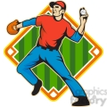 baseballfielder throwingball side diamond  gif, png, jpg, eps, svg, pdf