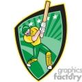 cricket batsman batting front  gif, png, jpg, eps, svg, pdf