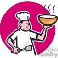 cook spatula hot bowl run CIRC