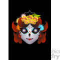 day of the dead 10 cartoon character illustration  gif, png, jpg, eps, svg, pdf
