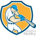 baseball hitter bat side low shield cr  gif, png, jpg, eps, svg, pdf