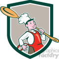 chef cook marching spoon SHIELD