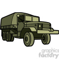 military armored transport vehicle