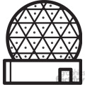 space home vector icon