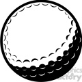 vector golf ball  gif, png, jpg, eps, svg, pdf