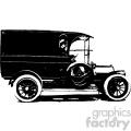 1900 vintage truck vintage 1900 vector art GF