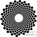 golden ratio sunflower vector design