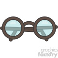 Glasses icon vector clip art images