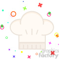 Chef Hat clip art vector images