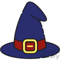 Witch Hat vector art