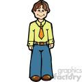 cartoon boy clipart