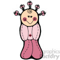 voodoo type doll cartoon