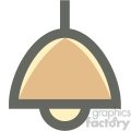 ceiling light furniture icon