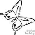 Butterfly tatto