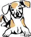 pet pets dog dogs puppies   animal_ss_c_016 clip art animals dogs  gif