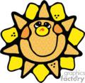 Mosaic sunshine