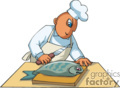 occupations work working occupational fish cook chef   working_009-c clip art people occupations  gif