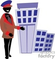 apartment bellboy