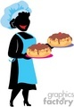 people job jobs work working occupation occupations career careers chef baker bakers cake   jobs-122105-075 clip art people occupations