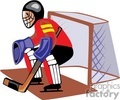 cartoon goalie gif, png, jpg, eps