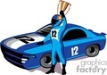 car cars nascar race racing driver drivers trophy