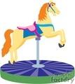 carousel horse006
