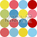 dot tiled background