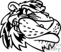 vector vinyl ready vinyl-ready signage logo logos mascot mascots designs black white clip art images graphics clipart art tiger tigers tattoo tattoos gif, png, jpg, eps