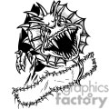 dragons template 038