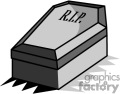 rip coffin gif, png, jpg, eps