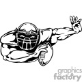 football player blocking gif, png, jpg, eps